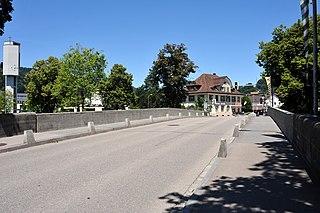 Place in St. Gallen, Switzerland