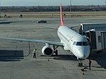 Tianjin Airlines Embraer E170 B-3191 at HET (26387422481).jpg