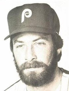 Tim Blackwell American baseball player