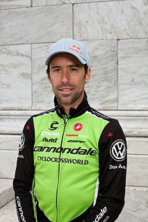 Tim Johnson (cyclist) American professional racing cyclist