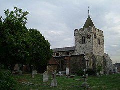 Timeless (St Michael's Aveley) - geograph.org.uk - 36157.jpg