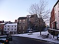 Tiverton , Angel Hill and St Peter's Street - geograph.org.uk - 1658359.jpg