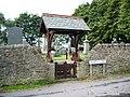 Tockholes United Reformed Church, Lychgate - geograph.org.uk - 990721.jpg