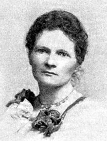 Photograph of Dr Margaret Todd, head shot