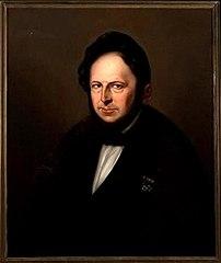 Portret van Mr Albert Otto Ernst Graaf van Limburg Stirum