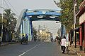 Tollygunge Bridge - 1936 CE - Bridge over River Adi Ganga - Tollygunge Circular Road - Kolkata 2014-12-14 1384.JPG