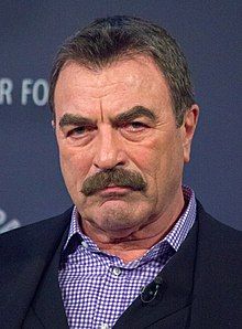 Tom Selleck at PaleyFest 2014.jpg