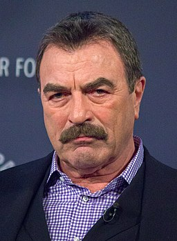 Tom Selleck at PaleyFest 2014