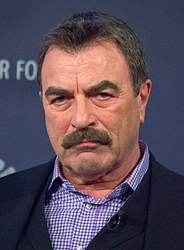 Tom Selleck in 2014