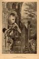 Tomada de Évora, Geraldo-Sem-Pavor assaltando a torre da Atalaia - História de Portugal, popular e ilustrada.png