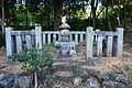 Tomb of Adachi Morinaga.JPG