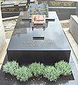 Tombe de Marcel Aymé - Cimetière Saint-Vincent (Paris).JPG