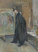 Toulouse-Lautrec - Portrait de Henri Nocq, 1897.jpg