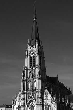 Tourcoing - Church of St Christopher