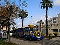Tourist Train Albufeira 20 March 2015.JPG