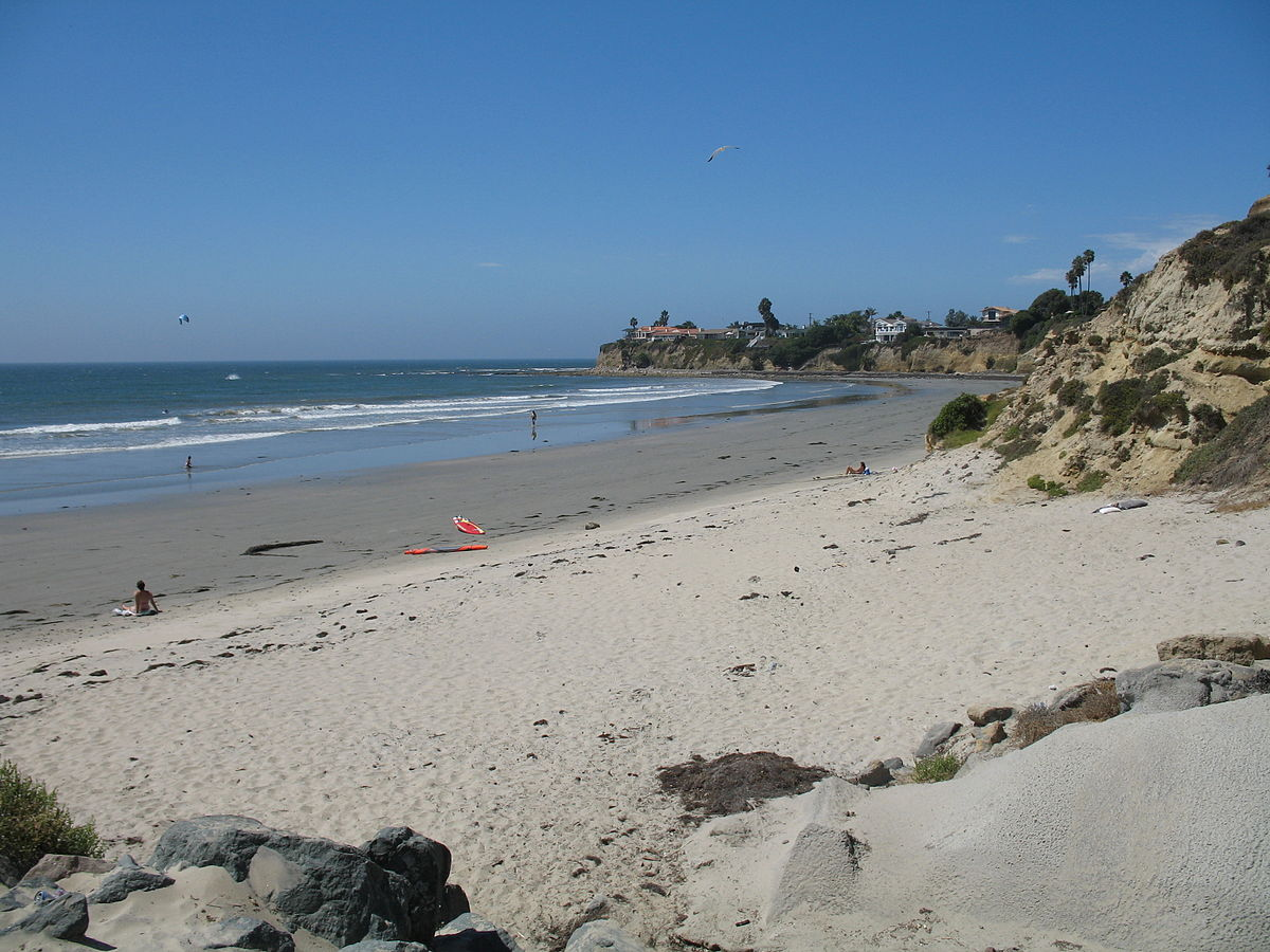 list of beaches in california wikipedia