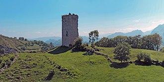Morcín - Image: Tower 1248318