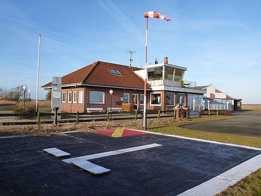 Tower SPO Flugplatz