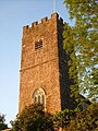 Tower of St Gregory's church, Harpford - geograph.org.uk - 180269.jpg