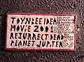 Toynbee tile at 38th and 5th Ave in New York City December 2013.jpg