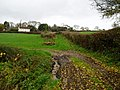 Track to Frogwell Farm - geograph.org.uk - 1615627.jpg