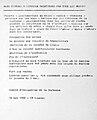 Tract du comité d'occupation de la Sorbonne du 16 mai 1968, 19h Mouvement de Mai 68.jpg