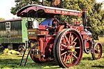 Traction Engine - Bedfordshire Steam and Country Fayre 2015 (21617159222).jpg