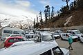 Traffic Jam - Leh–Manali Highway - Gulaba - Kullu 2014-05-10 2320.JPG