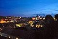 Trebic, Abendstimmung beim Juedisches Viertel (38001538074).jpg