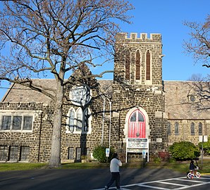 Die Trinity Episcopal Church in Cliffside Park
