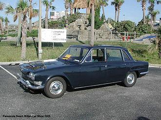Triumph 2000 - Triumph 2000 Mk 1 Saloon