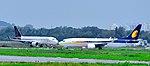 Trivandrum International Airport Aircrafts 01.jpg
