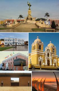 Trujillo, Peru Place in La Libertad, Peru