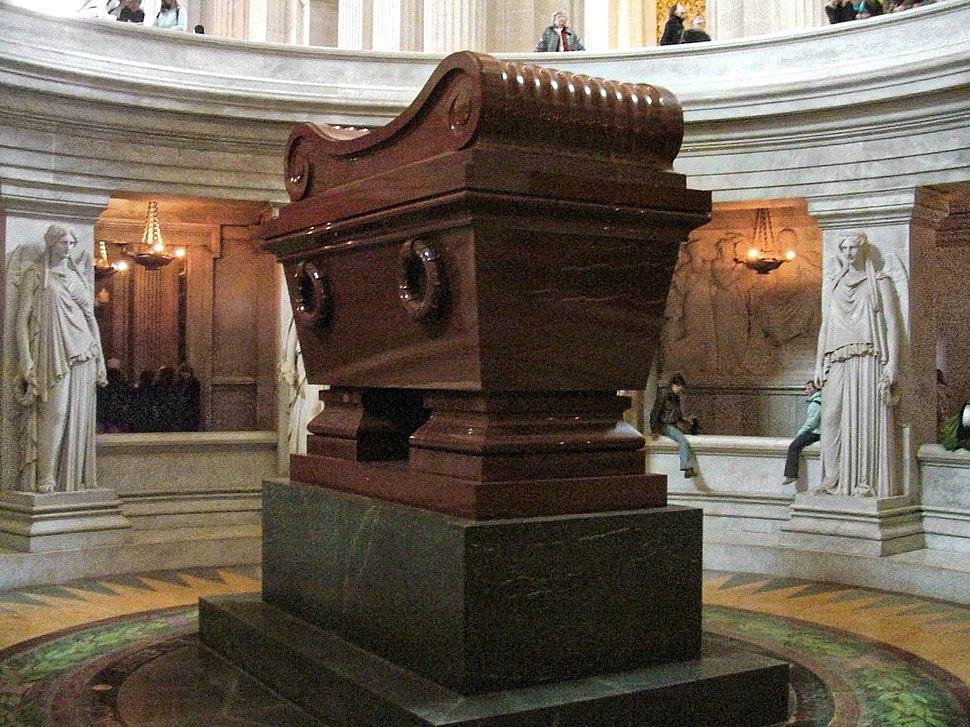 Tumb of Napoleon Bonaparte