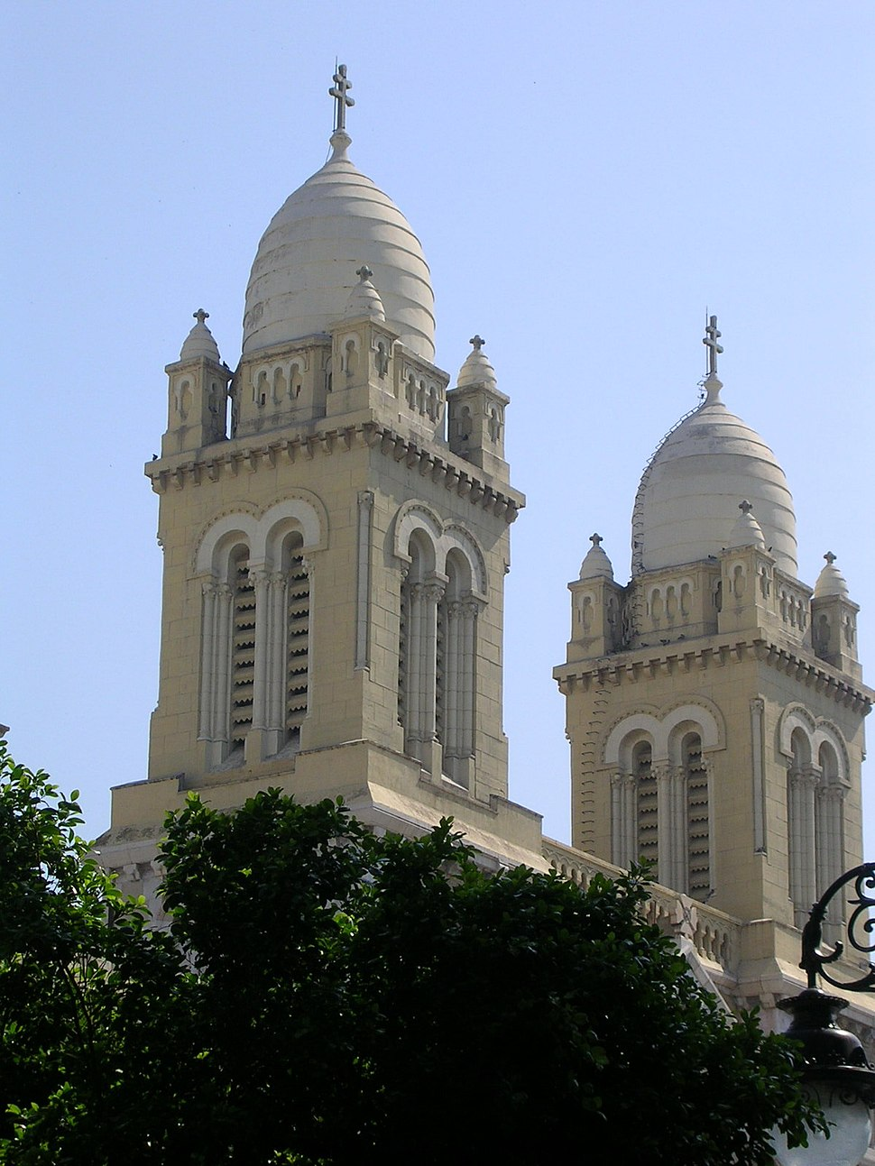 Tunis church