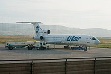 Tupolev Tu-154 - Wikipedia, the free encyclopedia