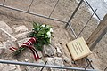Turkmenbashi Place to tribute Karlis Ulmanis 724 (26019079132).jpg