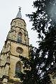 """Turnul bisericii romano-catolice """"Sfântul Mihail"""".jpg"""