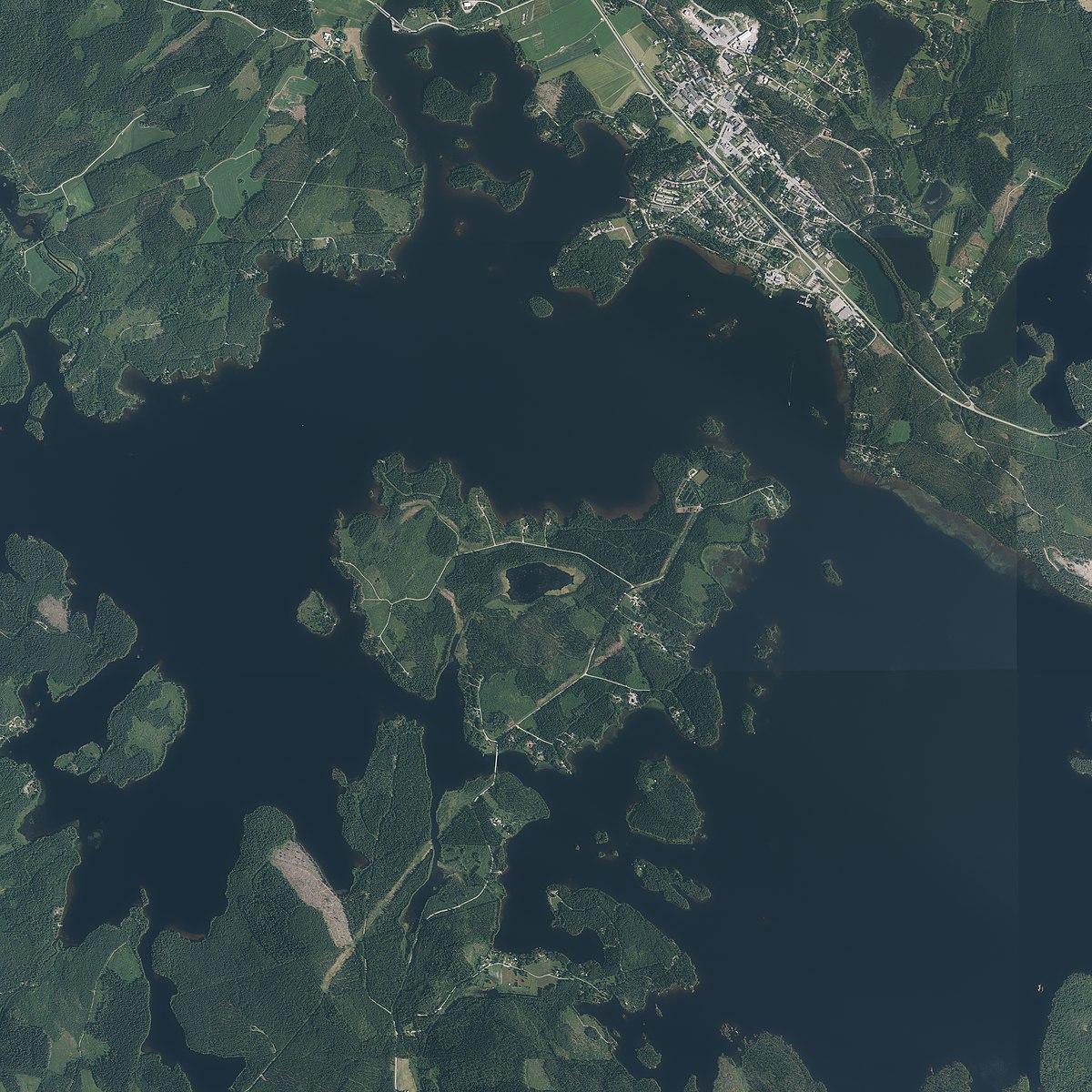 File Tuusniemi Aerial Photo Nls Jpg Wikimedia Commons