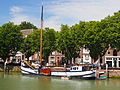 Twee Gebroeders zijlschip in de binnenhaven van Dordrecht.JPG