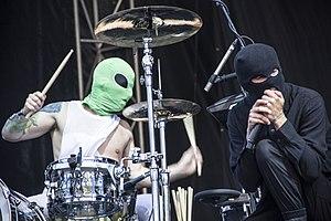 Vessel (Twenty One Pilots album) - Twenty One Pilots performing in 2014