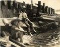 Two boys fish, Ontario, 03Q P907P15.tiff