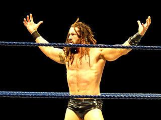 Tyler Reks American professional wrestler
