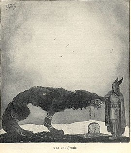 Tyr and Fenrir-John Bauer.jpg