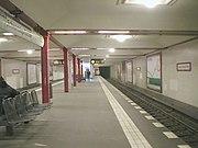 U-Bahn Berlin Schwartzkopffstraße