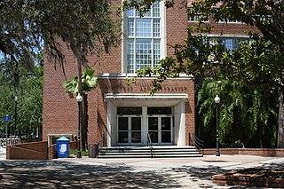 Matherly Hall United States historic place