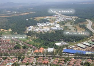 University of Nottingham Malaysia Campus - Semenyih campus
