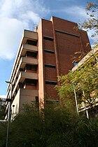 UNew MedSci Building