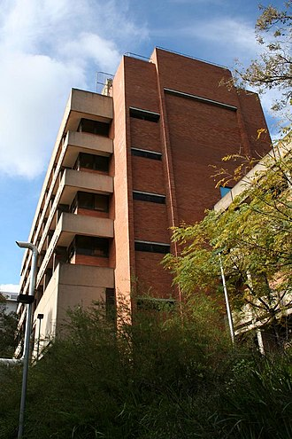 University of Newcastle (Australia) - The Medical Sciences Building