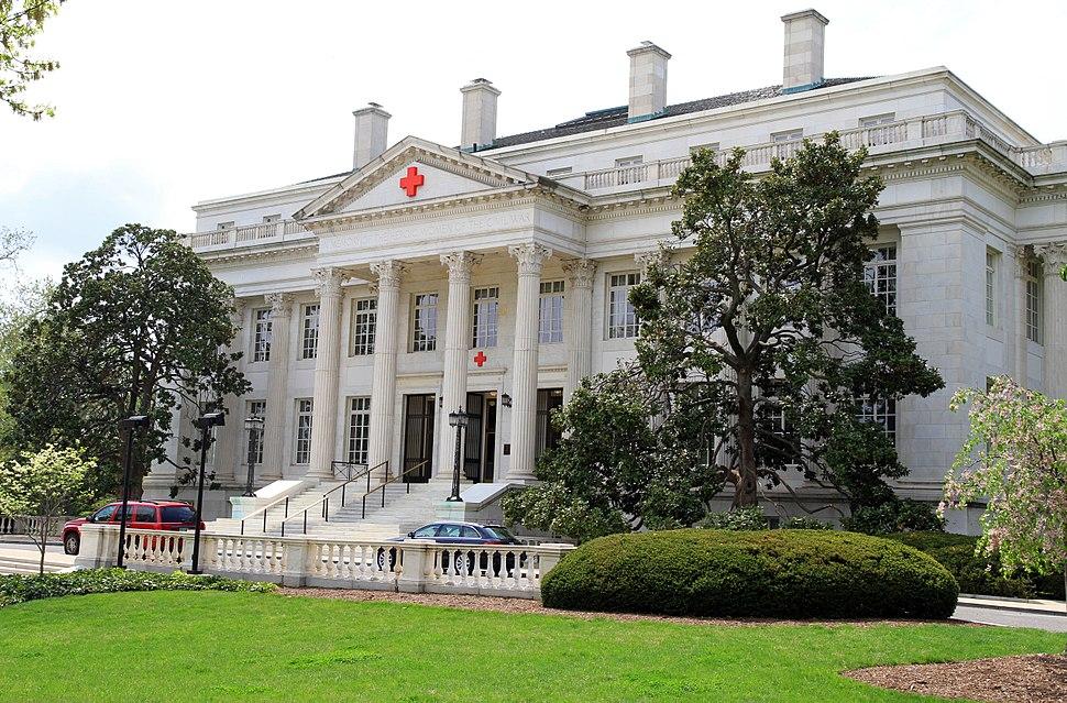 USA-American National Red Cross0